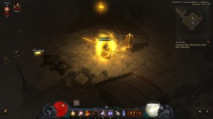 Портал в сокровищницу в игре Diablo 3