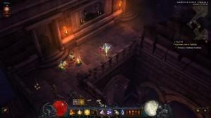 Гоблины в Diablo 3 в Дозорной башне Уровень 2
