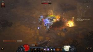 Гиблые поля с гоблинами в игре Diablo 3