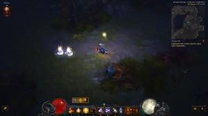 Гоблины в Охотничьих угодьях Леорика в игре Diablo 3