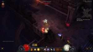 Гоблины в Diablo 3 в Соборе Уровень 3